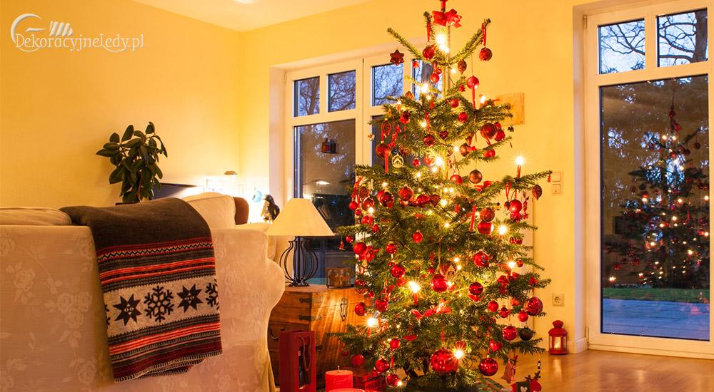 Mojabudowapl Wpis Nastrojowe świąteczne Oświetlenie Domu